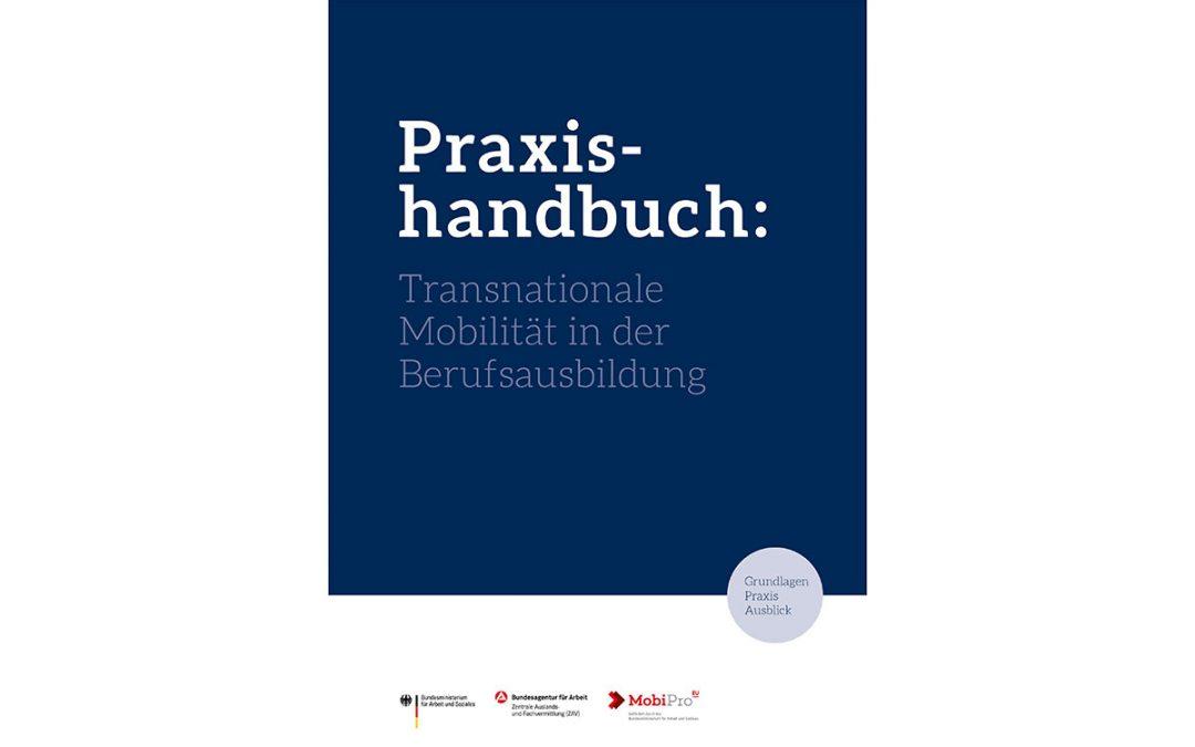 Download-Tipp: Praxishandbuch für die transnationale Mobilität in der Berufsausbildung